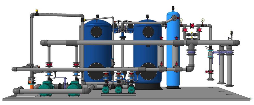 Оборудование водоподготовки 1