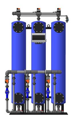 Установки и системы умягчения воды Н