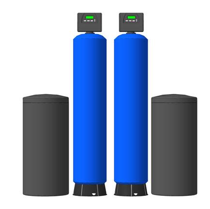 Установки и системы умягчения воды П