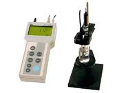 Измерения прибором характеристик топлива 4