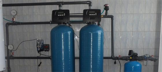 устройство умягчения воды из пластика - 1