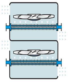 Воздушно-водяной нагреватель